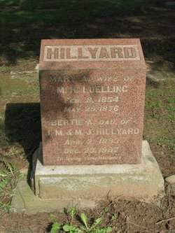 Mary A Hillyard