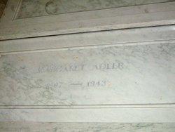 Margaret Maud <i>Oswald</i> Adler