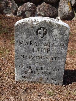 Marshall Hurlburt Tripp, Jr