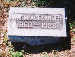 William M Alexander