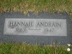 Hannah <i>Larson</i> Andrain