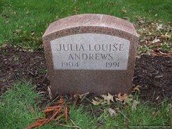 Julia Louise Andrews