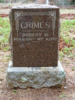 Robert William Grimes