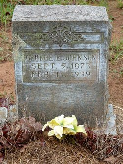 George E. Johnson