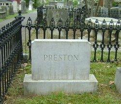 Julia Jackson <i>Christian</i> Preston