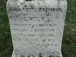 Emily Seton