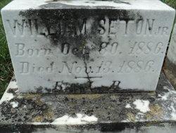 William Seton, V