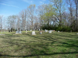 McClains Chapel Cemetery