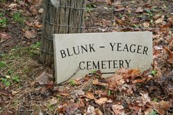 Blunk-Yeager Cemetery