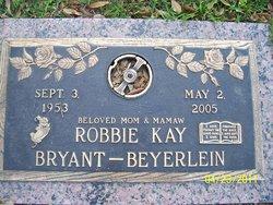 Robbie Kay <i>Bryant</i> Beyerlein