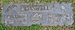 Lewis (Bud) W Caswell