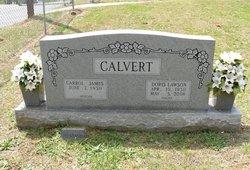 Doris <i>Lawson</i> Calvert