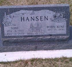Tony Hansen