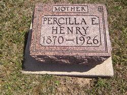 Percilla E. Henry