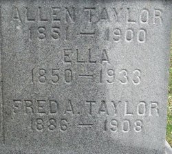 Fred A Taylor