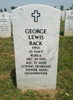George Lewis Back