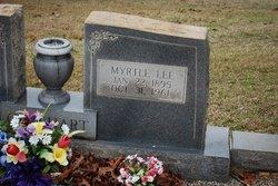 Myrtle Lee <i>Rampy</i> Capehart