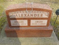 Arlie Alexander