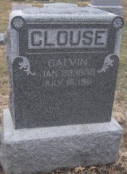 Sgt Calvin Clouse