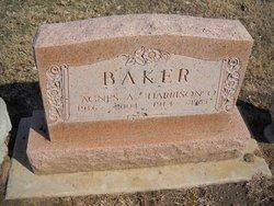 Agnes A Baker