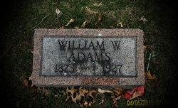 William W Adams