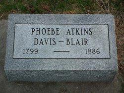 Phoebe <i>Atkins</i> Davis-Blair