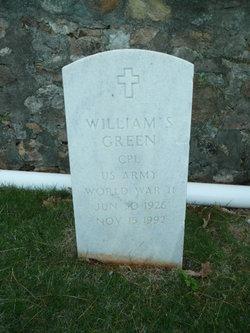 William S. Green