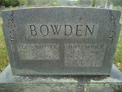 Albert Monroe Bowden