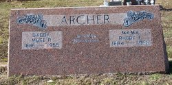 Mose Ray Archer