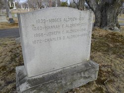 Moses Aldrich