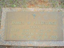 James Milton Alldredge