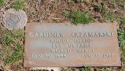 Gardiner Arzamarski