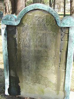 Rev Ichabod Wiswall