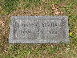Mary <i>Wolf</i> Blaha
