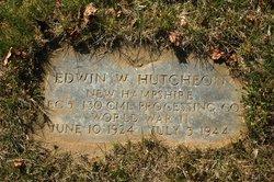 Edwin W Hutcheon