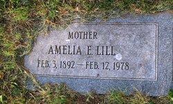 Amelia Ernestine <i>Dittberner</i> Lill
