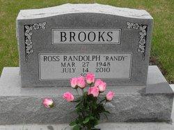Ross Randolph Randy Brooks