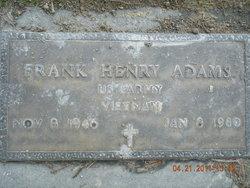Frank Henry Adams, Jr
