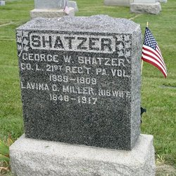 Lavina C. <i>Miller</i> Shatzer