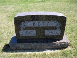 Anna Elisabeth Alice <i>Betz</i> Betz