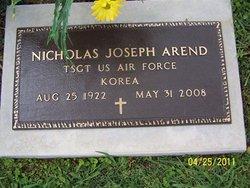 Nicholas Joseph Arend