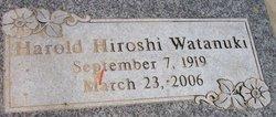 Harold Hiroshi Watanuki