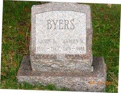 John Raoul Byers, Jr