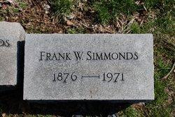 Frank William Simmonds