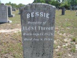 Bessie Threatt