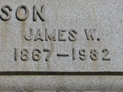 James Wilson J.W. Atkinson