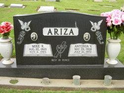 Mike Recio Ariza