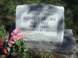 Bithel F Brown