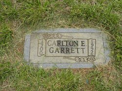 Carlton E Garrett
