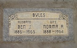 Norma A Normie <i>Huss</i> Byles
